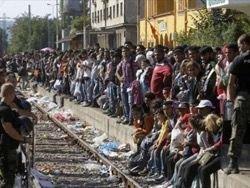 В сторону Европы направляется 30-35 миллионов беженцев