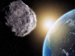 Адронный коллайдер способен притянуть астероид к Земле
