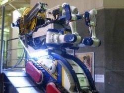 Новый робот приступит к работе на атомной станции
