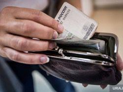 30% россиян не пострадали от падения рубля
