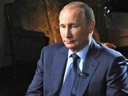 Путин о Сирии, Украине и своем прошлом