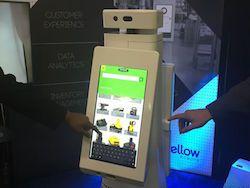 Фантастические роботы были показаны на выставке в США