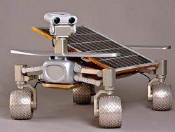 Audi разработает трансмиссию для лунохода Google