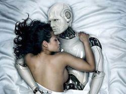 Отношения между полами заменит секс с роботами