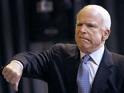 Маккейн: мы утратили мировое лидерство