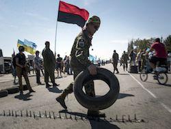 Новость на Newsland: Майдан на Перекопе: зеркальце псевдореволюции