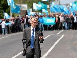 Новость на Newsland: Джемилев пожаловался на прорыв блокады Крыма по морю
