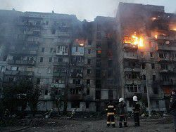 Новость на Newsland: ОБСЕ не смогли установить место обстрела Донецка