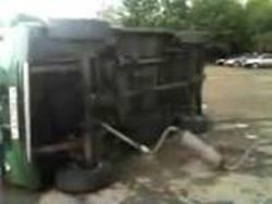 Новость на Newsland: Во Флориде водяной смерч оторвал от земли грузовик