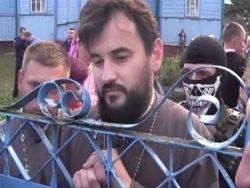 """Порошенко и Денисенко """"рядом с украинцами"""""""