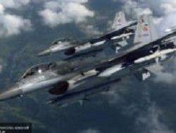 Турецкие ВВС вторглись в воздушное простраство Греции