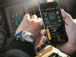 Швейцарская часовая компания Breitling готовит ответ Ap