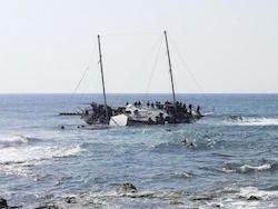 На каких греческих островах беженцы