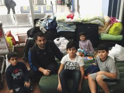 Новость на Newsland: Москва: семью сирийцев направили в центр временного размещения