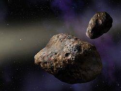 США будет добывать золото из астероидов