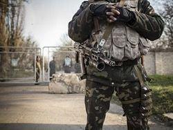 Двое российских военнослужащих задержаны на границе с Украиной