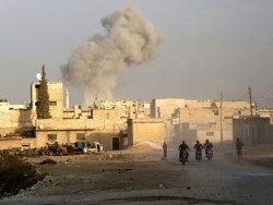 Новость на Newsland: СМИ: Россия в Сирии наносит удары по позициям туркменов