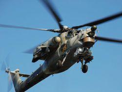 ВВС РФ получили новую партию боевых Ми-28Н
