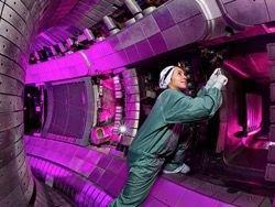 Назначена дата запуска немецкого термоядерного реактора