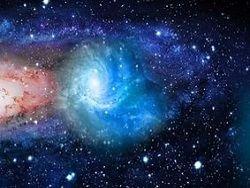 Астрономия: учёные увидели из чего соткана Вселенная