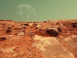 NASA хочет в 2028 году забросить на Марс ученых