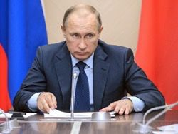 Новость на Newsland: Путин вступился за дальнобойщиков