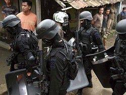 Спецслужбы Индонезии задержали 11 террористов
