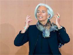 МВФ пытается отделаться от БРИКС черствыми пряниками