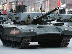 "Автомобилем 2015 года по версии РСН стал танк ""Армата"""