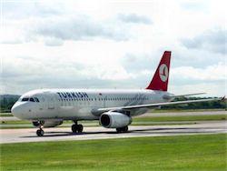 Турецкий самолет экстренно сел в Иркутске