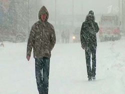 В Приморье готовятся к сильным снегопадам и резкому похолоданию