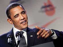Поздравления Барака Обамы оскорбили граждан Ливии