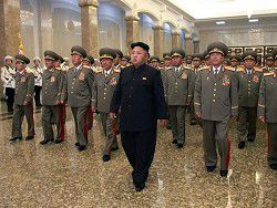 Ровно четыре года назад Ким Чен Ын стал главнокомандующим