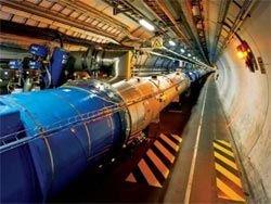 Проект ученых РФ принят за основу для «коллайдера будущего»