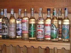Доля водки в алкогольных предпочтениях россиян снизилась до 38,5%