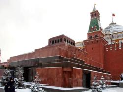 Мавзолей Ленина будет закрыт 31 декабря