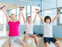 Занятия спортом в детстве позитивно влияют на здоровье мозга