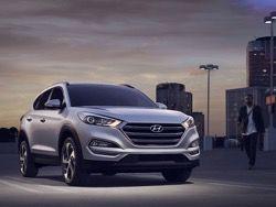 В салонах Major Auto стартовали продажи внедорожника Tucson 2016