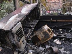 Силовики начали проверять сгоревшую турбазу