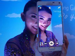 Samsung запатентовал умное кольцо для своих смартфонов