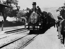 Две ошибки прибытия поезда