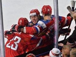 Российская молодежка по хоккею вышла в полуфинал ЧМ