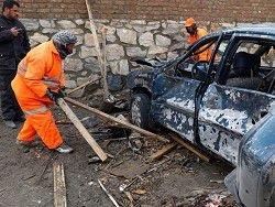 Возле аэропорта в Кабуле прогремел взрыв