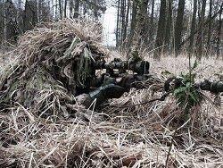С новым дальномером российского снайпера не обнаружить