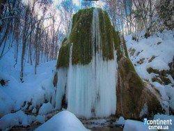 В Крыму обрушился знаменитый водопад