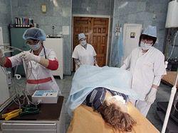 На Украине от эпидемии гриппа умерли десятки человек