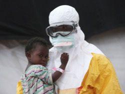 РФ получила от Гвинеи запрос на внедрение вакцин против Эболы