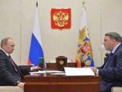 Путин призвал монополии быть поскромнее