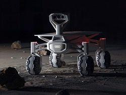 Новость на Newsland: Audi начала готовить свой луноход к полету