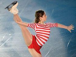 Юлия Липницкая выступит в финале Кубка России